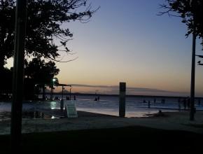 Abendstimmung in Cairns