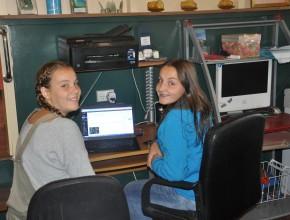 Blogger Lara und Valeria